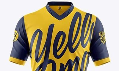 Men's T-Shirt Mockup templates Free